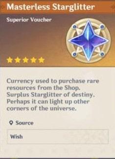 Stardust dan Starglitter